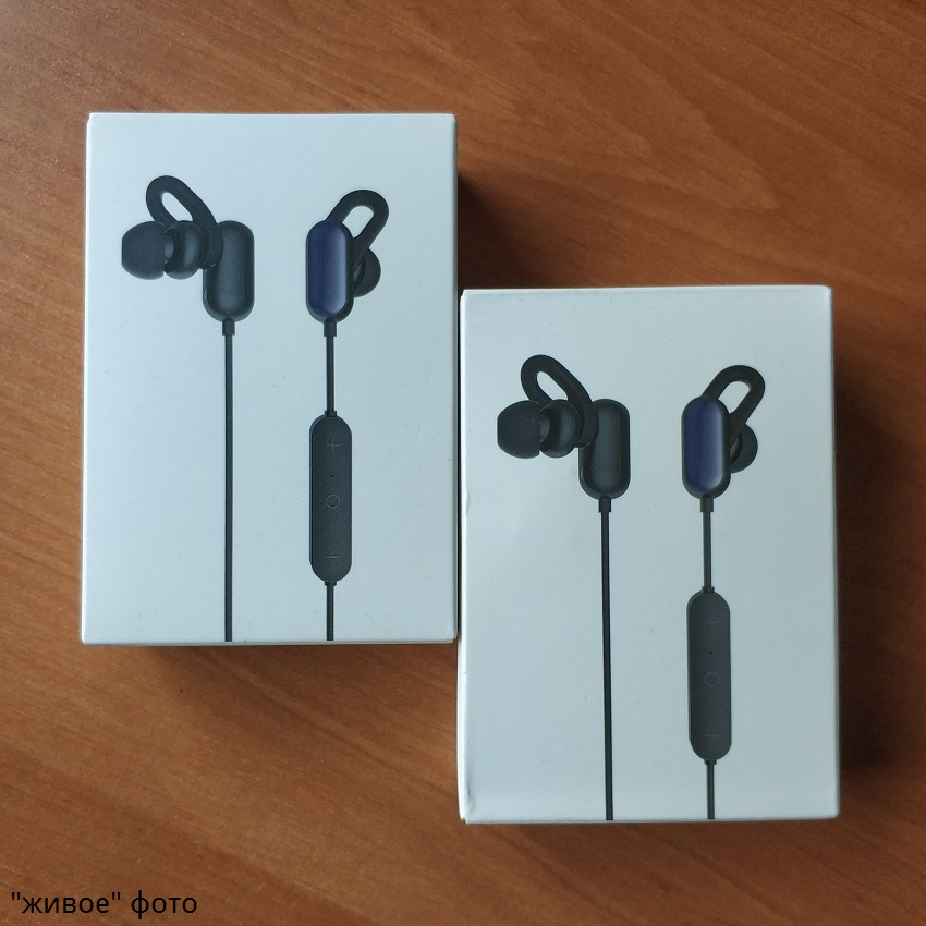 Беспроводная гарнитура Xiaomi Mi Sport Bluetooth Headset (Youth Edition)