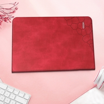 Чехол-книжка MOFI для планшета Xiaomi Mi Pad 4 Plus, смарт-чехол, противоударный чехол, горизонтальный флип, силиконовая накладка, флип из искусственной кожи, металлическая пластина внутри флипа, возможность трансформации чехла в подставку для просмотра видео, чёрный, серый, синий, красный, светло-коричневый, Киев