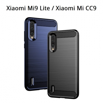Чехол-накладка для смартфона Xiaomi Mi9 Lite / Xiaomi Mi CC9, iPaky, противоударный бампер, силикон, термополиуретан, TPU, чёрный, синий, серый, красный, Киев