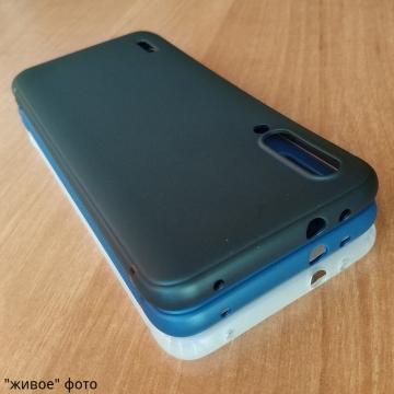 Чехол-накладка для смартфона Xiaomi Mi A3 / Xiaomi Mi CC9e, противоударный бампер, термополиуретан TPU, эластичность, устойчивость к растяжению, устойчивость к царапинам, накладки на кнопки регулировки громкости и включения / выключения, двойное отверстие для крепления ремешка, чёрный, синий, красный, розовый, белый (полупрозрачный), Киев