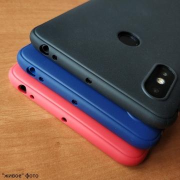 Чехол-накладка для смартфона Xiaomi Mi Max 3, противоударный бампер, термополиуретан TPU, эластичность, устойчивость к растяжению, устойчивость к царапинам, накладки на кнопки регулировки громкости и включения / выключения, двойное отверстие для крепления ремешка, чёрный, синий, красный, розовый, белый (полупрозрачный), Киев