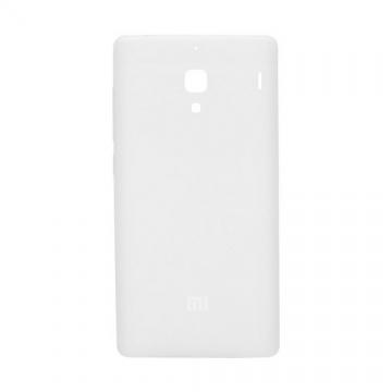 Фирменный чехол-накладка для смартфона Xiaomi Red Rice / Red Rice 1S, противоударный бампер, фирменный чехол Xiaomi, силикон, белый, Киев