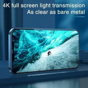 Гидрогелевая защитная плёнка для смартфона iPhone 12 Pro Max, в комплект входят 2 плёнки, бронированная плёнка, полноэкранная плёнка (закрывает экран смартфона полностью), клеится к экрану смартфона всей поверхностью, клеится без использования жидкости, самовосстанавливающаяся плёнка, не влияет на чувствительность сенсора, не искажает цвета, олеофобное покрытие, пластиковый держатель для точного позиционирования плёнки на экране, шпатель для разглаживания плёнки, Киев