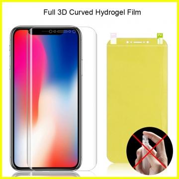 Гидрогелевая защитная плёнка для смартфона Samsung Galaxy S10, в комплект входят 2 плёнки, бронированная плёнка, полноэкранная плёнка (закрывает экран смартфона полностью), клеится к экрану смартфона всей поверхностью, клеится без использования жидкости, самовосстанавливающаяся плёнка, не влияет на чувствительность сенсора, не искажает цвета, олеофобное покрытие, пластиковый держатель для точного позиционирования плёнки на экране, шпатель для разглаживания плёнки, Киев