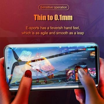 Гидрогелевая защитная плёнка для смартфона Samsung Galaxy S20+, в комплект входят 2 плёнки, бронированная плёнка, полноэкранная плёнка (закрывает экран смартфона полностью), клеится к экрану смартфона всей поверхностью, клеится без использования жидкости, самовосстанавливающаяся плёнка, не влияет на чувствительность сенсора, не искажает цвета, олеофобное покрытие, пластиковый держатель для точного позиционирования плёнки на экране, шпатель для разглаживания плёнки, Киев