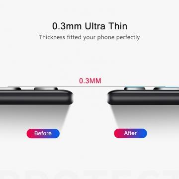 Защитное стекло для камеры смартфона Xiaomi Redmi K20 / Xiaomi Redmi K20 Pro / Xiaomi Mi9T / Xiaomi Mi9T Pro, бронированное стекло, толщина 0,2 мм, показатель по минералогической шкале твёрдости (шкала Мооса от 1 до 10): 9H (твёрдость алмаза 10H), в 4 раза более устойчиво к царапинам, чем обычная защитная плёнка, не влияет на качество съёмки, прозрачное, Киев