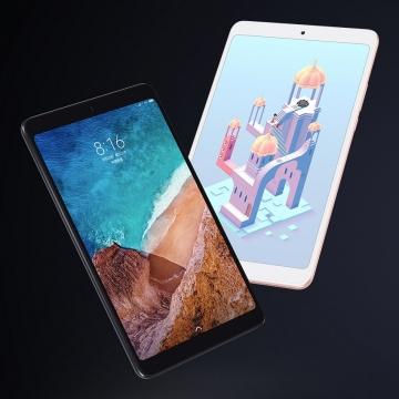 Планшетный компьютер Xiaomi Mi Pad 4 LTE, цельнометаллический корпус, Snapdragon 660, 4 Гб RAM + 64 Гб ROM, слот для карт памяти до 256 Гб, экран 8'' IPS 1920 * 1200, 16:10, основная камера 13 MP, фронтальная камера 5 MP, разблокировка по лицу (Face Unlock), аккумулятор 8620 мА/ч, стереодинамики, Wi-Fi, Bluetooth 5.0, GPS,OTG, USB Type-C, MIUI 10, Android 8.1, чёрный, розовое золото, Киев