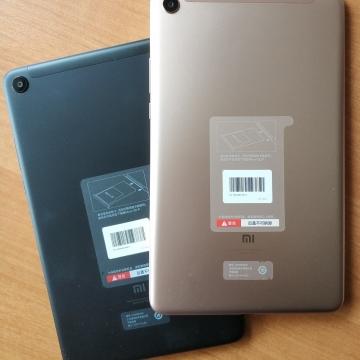 Планшетный компьютер Xiaomi Mi Pad 4 (Wi-Fi, 3 + 32 Гб), планшет, цельнометаллический корпус, Snapdragon 660, Adreno 512, 3 Гб RAM + 32 Гб ROM, отдельный слот для карт памяти до 256 Гб, экран 8'' IPS 1920 * 1200, 16:10, основная камера 13 MP, фронтальная камера 5 MP, аккумулятор 6000 мА/ч, стереодинамики, Wi-Fi, Bluetooth 5.0, OTG, USB Type-C, MIUI 9, Android 8.1, Киев
