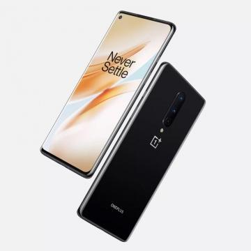 Смартфон OnePlus 8, стеклянный корпус, 2 SIM-карты, CDMA, 4G LTE, 5G, Snapdragon 865, 8 Гб RAM + 128 Гб ROM, экран 6,55'' Fluid AMOLED 2400 * 1080, 90 Гц, Gorilla Glass 5, тройная основная камера 48 + 16 + 2 МП, фронтальная камера 16 МП, стереодинамики, аккумулятор 4300 мА/ч, быстрая зарядка Warp Charge 30 Вт, сканер отпечатков пальцев в экране, Wi-Fi 6, Bluetooth 5.1, GPS, OTG, NFC, Google Pay, Бесконтактные платежи, USB Type-C, OxygenOS, Android 10, УКРАЇНСЬКА МОВА, РУССКИЙ ЯЗЫК, GOOGLE PLAY, Киев