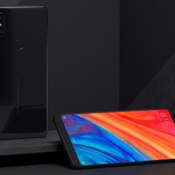 Смартфон Xiaomi Mi Mix 2S (6 + 64 Гб, с поддержкой CDMA), керамическая задняя крышка с алюминиевой рамой, 2 SIM-карты, 3G CDMA, 4G LTE, Snapdragon 845, 6 Гб RAM + 64 Гб ROM, экран 5,99'' IPS 2160 * 1080, 18:9, 2,5D, Gorilla Glass 4, двойная основная камера 12 MP + 12 MP, аккумулятор 3400 мА/ч, сканер отпечатков пальцев, Wi-Fi, Bluetooth 5.0, GPS, NFC, OTG, aptX, aptX-HD, USB Type-C, MIUI 10, Android 8.1, УКРАЇНСЬКА МОВА, РУССКИЙ ЯЗЫК, GOOGLE PLAY, чёрный, белый, Киев