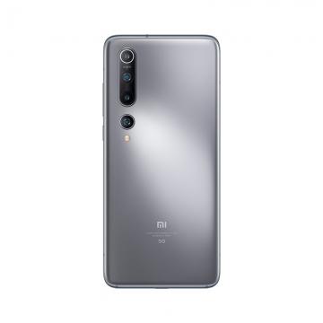 Смартфон Xiaomi Mi10, стеклянный корпус, 2 SIM-карты, 4G LTE, 5G, Snapdragon 865, 8 Гб RAM, 256 Гб ROM, экран 6,67'' AMOLED, частота обновления 90 Гц, Gorilla Glass 5, 4 камеры 108 МП, селфи камера 20 МП, аккумулятор 4780 мА/ч, быстрая зарядка 30 Вт, быстрая беспроводная зарядка, реверсивная беспроводная зарядка, подэкранный сканер отпечатков пальцев, Wi-Fi 6, Bluetooth 5.1, GPS, OTG, NFC, Qualcomm TrueWireless Stereo Plus, Hi-Res Audio, USB Type-C, MIUI 12, Android 10, УКРАЇНСЬКА МОВА, РУССКИЙ ЯЗЫК, Киев