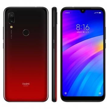 Смартфон Xiaomi Redmi 7 (3 + 32 Гб, с поддержкой CDMA), корпус с защитой от брызг, 2 SIM-карты, CDMA, Intertelecom, Интертелеком, 4G LTE, Snapdragon 632, 3 Гб RAM + 32 Гб ROM, отдельный слот для карт памяти до 512 Gb, экран 6,26'' IPS, 19:9, Gorilla Glass 5, двойная основная камера 12 MP + 2 MP, аккумулятор 4000 мА/ч, сканер отпечатков пальцев, Wi-Fi, Bluetooth 4.2, GPS, FM Radio, OTG, инфракрасный порт, MIUI 10, Android 9.0, УКРАЇНСЬКА МОВА, РУССКИЙ ЯЗЫК, Киев