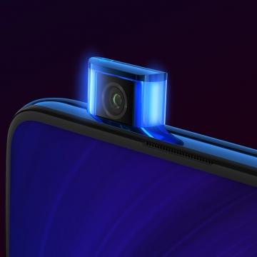 Смартфон Xiaomi Redmi K20 с поддержкой CDMA, стеклянный корпус, 2 SIM-карты, CDMA, 4G LTE, Snapdragon 730, 6 Гб RAM + 128 Гб ROM, экран 6,39'' AMOLED 2340 * 1080, Gorilla Glass 5, тройная камера 48 MP + 13 MP + 8 MP, выдвижная селфи камера 20 MP, аккумулятор 4000 мА/ч, быстрая зарядка, подэкранный сканер отпечатков пальцев, Wi-Fi, Bluetooth 5.0, GPS, FM Radio, OTG, NFC, aptX, Qualcomm TrueWireless Stereo Plus, USB Type-C, MIUI 10, Android 9.0, УКРАЇНСЬКА МОВА, РУССКИЙ ЯЗЫК, GOOGLE PLAY, GOOGLE PAY, Киев