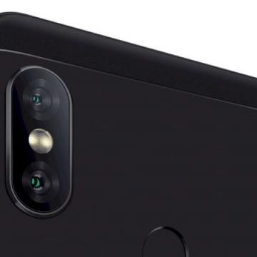 Смартфон Xiaomi RedMi Note 5 (4 + 64 Гб, с поддержкой CDMA), алюминиевый корпус с пластиковыми вставками, 2 SIM-карты, 2G GSM, 3G WCDMA, 3G CDMA, 4G LTE, 8-ядерный процессор Snapdragon 636, Adreno 509, 4 Гб RAM + 64 Гб ROM, экран 5,99'' IPS 2160 * 1080, 18:9, 2,5D, двойная основная камера 12 MP + 5 MP, селфи камера 13 MP, аккумулятор 4000 мА/ч, сканер отпечатков пальцев, GPS, FM Radio, OTG, инфракрасный порт, MIUI 9, Android 8.1, УКРАЇНСЬКА МОВА, Киев