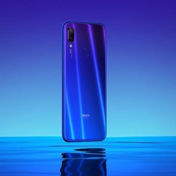 Смартфон Xiaomi Redmi Note 7 (3 + 32 Гб, с поддержкой CDMA), стеклянный корпус, 2 SIM-карты, Интертелеком, Intertelecom, 4G LTE, Snapdragon 660, 3 Гб RAM + 32 Гб ROM, экран 6,3'' IPS 2340 * 1080, 19,5:9, 2,5D, Gorilla Glass, двойная основная камера 48 MP + 5 MP, селфи камера 13 MP, аккумулятор 4000 мА/ч, Quick Charge 4, сканер отпечатков пальцев, Bluetooth 5.0, GPS, FM Radio, OTG, инфракрасный порт, USB Type-C, MIUI 10, Android 9.0, УКРАЇНСЬКА МОВА, РУССКИЙ ЯЗЫК, GOOGLE PLAY, Киев