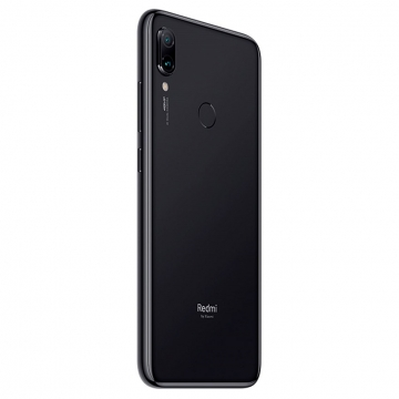 Смартфон Xiaomi Redmi Note 7 (4 + 64 Гб, с поддержкой CDMA), стеклянный корпус, 2 SIM-карты, Интертелеком, Intertelecom, 4G LTE, Snapdragon 660, 4 Гб RAM + 64 Гб ROM, экран 6,3'' IPS 2340 * 1080, 19,5:9, 2,5D, Gorilla Glass, двойная основная камера 48 MP + 5 MP, селфи камера 13 MP, аккумулятор 4000 мА/ч, Quick Charge 4, сканер отпечатков пальцев, Bluetooth 5.0, GPS, FM Radio, OTG, инфракрасный порт, USB Type-C, MIUI 10, Android 9.0, УКРАЇНСЬКА МОВА, РУССКИЙ ЯЗЫК, GOOGLE PLAY, Киев