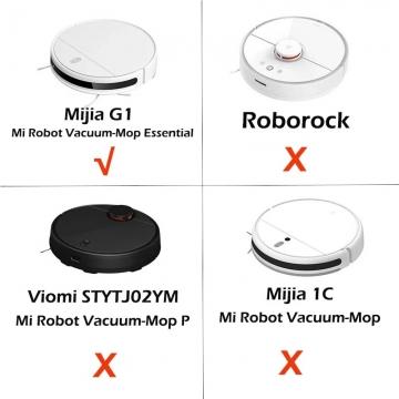 Тряпка для влажной уборки для моделей робота-пылесоса Xiaomi Mijia Sweeping Robot G1 (China) и Mi Robot Vacuum-Mop Essential (Global), Киев
