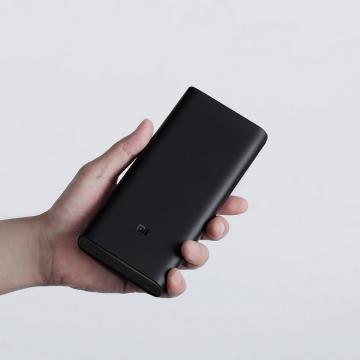Внешнее зарядное устройство Xiaomi Power Bank 3 (20000 мА/ч), можно использовать для зарядки ноутбуков, поддержка одновременной зарядки трёх устройств, двусторонняя быстрая зарядка, максимальная мощность 45 Вт, поддерживает зарядку малой силой тока, чёрный, Киев