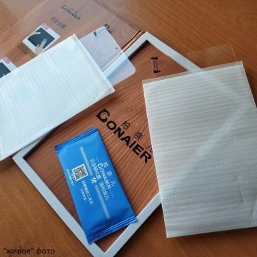 Защитное стекло Bonaier (Triple Strong) для планшетов Xiaomi Mi Pad 4, закалённое стекло, бронированное стекло, 9H, антибликовое покрытие, олеофобное покрытие, Киев