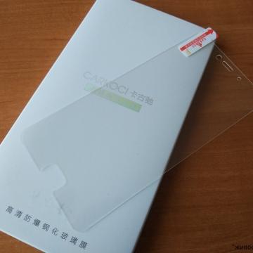 Защитное стекло Carkoci (Triple Strong) для смартфона Xiaomi Mi5S, закалённое стекло, бронированное стекло, 9H, антибликовое покрытие, олеофобное покрытие, Киев