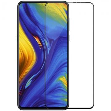 Защитное стекло Nillkin CP+ (3D Full Glue) для смартфона Xiaomi Mi Mix 3, закалённое стекло, бронированное стекло, клеится к экрану смартфона всей поверхностью, 9H, толщина 0,33 мм, не влияет на чувствительность сенсора, не искажает цвета, антибликовое покрытие, олеофобное покрытие, стекло с закруглёнными краями 2.5D, 2,5D, 3D, 5D, 6D, прозрачное с чёрной или белой рамкой, liquid, Киев