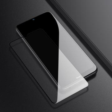 Защитное стекло Nillkin CP+Pro (3D Full Glue) для смартфона Xiaomi Redmi Note 8T, закалённое стекло, бронированное стекло, полноэкранное стекло, полноклейка, клеится к экрану смартфона всей поверхностью, 9H, толщина 0,33 мм, не влияет на чувствительность сенсора, не искажает цвета, антибликовое покрытие, олеофобное покрытие, стекло с закруглёнными краями 2.5D, 2,5D, 3D, 5D, 6D, прозрачное с чёрной или белой рамкой, liquid, Киев
