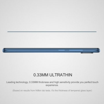 Защитное стекло Nillkin CP+Pro (3D Full Glue) для смартфона Xiaomi Redmi Note 9 / Xiaomi Redmi 10X 4G, закалённое стекло, бронированное стекло, полноэкранное стекло, полноклейка, клеится к экрану смартфона всей поверхностью, 9H, толщина 0,33 мм, не влияет на чувствительность сенсора, не искажает цвета, антибликовое покрытие, олеофобное покрытие, стекло с закруглёнными краями 2.5D, 2,5D, 3D, 5D, 6D, прозрачное с чёрной или белой рамкой, liquid, Киев