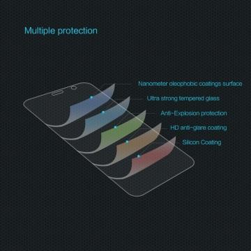 Защитное стекло Nillkin для смартфона Xiaomi Redmi 7A, закалённое стекло, бронированное стекло, 9H, антибликовое покрытие, олеофобное покрытие, Киев