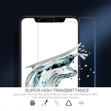 Защитное стекло Nillkin H+Pro для смартфона Xiaomi Mi8 / Xiaomi Mi8 Pro / Xiaomi Mi8 Explorer Edition, закалённое стекло, бронированное стекло, 9H, толщина 0,2 мм, 2,5D, 2.5D, антибликовое покрытие, олеофобное покрытие, Киев