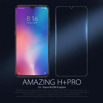 Защитное стекло Nillkin H+Pro для смартфона Xiaomi Mi9, закалённое стекло, бронированное стекло, 9H, толщина 0,2 мм, 2,5D, 2.5D, антибликовое покрытие, олеофобное покрытие, Киев