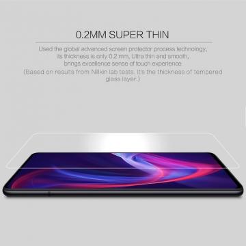 Защитное стекло Nillkin H+Pro для смартфона Xiaomi Redmi K20 / Xiaomi Redmi K20 Pro / Xiaomi Mi9T / Xiaomi Mi9T Pro, закалённое стекло, бронированное стекло, 9H, толщина 0,2 мм, 2,5D, 2.5D, антибликовое покрытие, олеофобное покрытие, Киев
