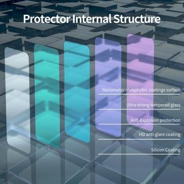 Защитное стекло Nillkin H+Pro для смартфона Xiaomi Redmi K30 Pro / Xiaomi Poco F2 Pro, закалённое стекло, бронированное стекло, 9H, толщина 0,2 мм, 2,5D, 2.5D, антибликовое покрытие, олеофобное покрытие, Киев