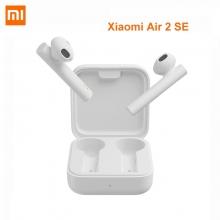 Беспроводная bluetooth-гарнитура Xiaomi Air 2 SE Mi True Wireless Earphones, TWSEJ04WM, вкладыши, SBC / AAC, bluetooth 5.0, BLE / HSP / HFP / A2DP / AVRCP, 32 Ом, двойной микрофон с системой шумоподавления, сенсорное управление музыкой, звонками и вызовом голосового ассистента, инфракрасные оптические сенсоры, до 5 ч работы от одного заряда, до 20 ч при подзарядке от кейса, USB Type-C, Киев