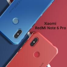 Чехол Element Case Solace для смартфона Xiaomi RedMi Note 6 Pro, противоударный бампер, корпус из поликарбоната, алюминиевые накладки, бампер состоит из трёх частей, скрученных четырьмя винтиками, в комплект входит отвёртка и 2 запасных винтика, резиновые прокладки на внутренней поверхности рамы для защиты корпуса смартфона со встроенными кнопками регулировки громкости и включения / выключения, фабричная упаковка, Киев