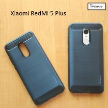 Чехол iPaky для смартфона Xiaomi RedMi 5 Plus, противоударный бампер, силикон, термополиуретан, TPU, чёрный, синий, серый, Киев