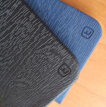 Чехол-книжка Torras (Forest Series) для iPhone 5S, горизонтальный флип, искусственная кожа, синий, чёрный, Киев