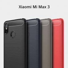 Чехол-накладка для смартфона Xiaomi Mi Max 3, iPaky, противоударный бампер, силикон, термополиуретан, TPU, чёрный, синий, серый, красный, Киев
