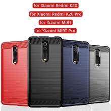 Чехол-накладка для смартфона Xiaomi Redmi K20 / Xiaomi Redmi K20 Pro / Xiaomi Mi9T / Xiaomi Mi9T Pro, iPaky, противоударный бампер, силикон, термополиуретан, TPU, чёрный, синий, серый, красный, Киев