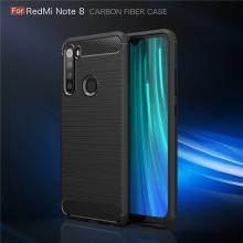 Чехол-накладка для смартфона Xiaomi Redmi Note 8, iPaky, противоударный бампер, силикон, термополиуретан, TPU, чёрный, синий, серый, красный, Киев
