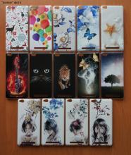 Чехол-накладка для Xiaomi RedMi 3 (с рисунком), бампер, пластик, Киев