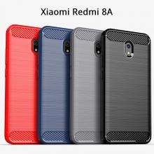 Чехол-накладка для смартфона Xiaomi Redmi 8A, iPaky, противоударный бампер, силикон, термополиуретан, TPU, чёрный, синий, серый, красный, Киев