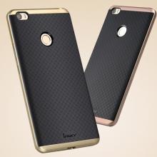 Чехол-накладка iPaky для Xiaomi Mi Max, резина, пластик, чёрный, тёмно-серый, серебяный, золотой, розовое золото, Киев