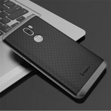 Чехол-накладка iPaky для смартфона Xiaomi Mi5S Plus, противоударный бампер, термополиуретан, резина, пластик, чёрный, тёмно-серый, серебяный, золотой, розовое золото, Киев