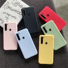 Чехол-накладка Liquid Silicone для смартфона Xiaomi Redmi Note 8, противоударный бампер, термополиуретан с мягкой подкладкой, эластичность в сочетании с устойчивостью к растяжению, устойчивость к царапинам, накладки на кнопки регулировки громкости и включения / выключения, двойное отверстие для крепления ремешка, чёрный, синий, серый, сиреневый, красный, зелёный, жёлтый, персиковый, Киев