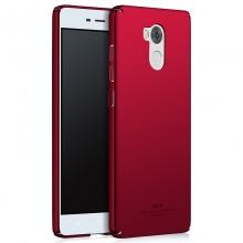 Чехол-накладка MSVII для смартфона Xiaomi RedMi 4 Prime / Pro, бампер, шероховатый пластик, гладкий пластик, чёрный, синий, золотой, розовое золото, красный, голубой, фиолетовый, Киев