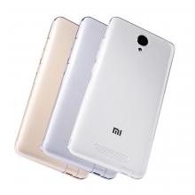 Чехол Nillkin (серия Nature) для Xiaomi RedMi Note 2, термополиуретан, TPU, прозрачный, заглушки, Киев