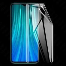Гидрогелевая защитная плёнка для смартфона Xiaomi Redmi Note 8 Pro, в комплект входят 2 плёнки, бронированная плёнка, полноэкранная плёнка (закрывает экран смартфона полностью), клеится к экрану смартфона всей поверхностью, клеится без использования жидкости, самовосстанавливающаяся плёнка, не влияет на чувствительность сенсора, не искажает цвета, олеофобное покрытие, пластиковый держатель для точного позиционирования плёнки на экране, шпатель для разглаживания плёнки, Киев