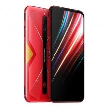 Игровой смартфон ZTE Nubia Red Magic 5G с поддержкой CDMA, 2 SIM-карты, 4G LTE, 5G, Snapdragon 865, Game Space 2.1, игровые триггеры, 12 Гб RAM + 128 Гб ROM, экран 6,65'' AMOLED, частота 144 Гц, Gorilla Glass, тройная основная камера 64 МП, аккумулятор 4500 мА/ч, быстрая зарядка 55 Вт, водяное охлаждение + турбо вентилятор, стереодинамики, сканер отпечатков пальцев, Wi-Fi 6, Bluetooth 5.1, GPS, OTG, USB Type-C, Android 10, УКРАЇНСЬКА МОВА, РУССКИЙ ЯЗЫК, Google Play, Киев