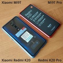 Магнитный чехол Luphie с задней стеклянной панелью для смартфона Xiaomi Redmi K20 / Xiaomi Redmi K20 Pro / Xiaomi Mi9T / Xiaomi Mi9T Pro, противоударный бампер, рама из магналия, сплав алюминия и магния, задняя панель из закалённого стекла, бронированное стекло, соединяются магнитами, 9H, не влияет на качество приёма / передачи сигнала, не мешает беспроводной зарядке, чёрный, синий, красный, Киев