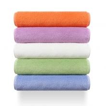 Лицевое полотенце Xiaomi ZSH (760 мм * 340 мм), детское полотенце, 100% хлопок, трёхмерная технология прядения, антибактериальная обработка по технологии Polygiene Швеция, препятствующая появлению бактерий, клещей, грибка и неприятных запахов, высокий коэффициент впитывания влаги (скорость впитывания 3 секунды), белый, голубой, зелёный, оранжевый, фиолетовый, фабричная упаковка (герметичный пакет), Киев